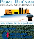 Logo Port Rhénan Colmar