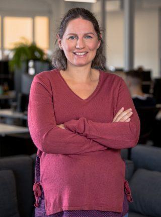 Marie Eve Doriath chef de projet e-marketing