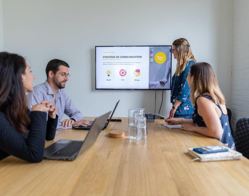 collaborer agence web