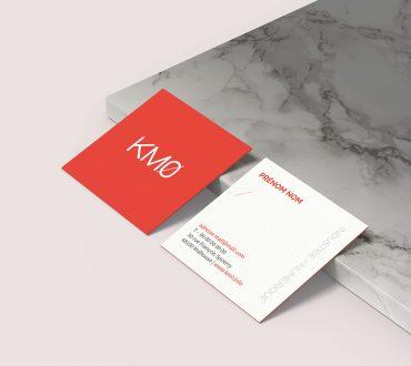 Carte de visite KMØ