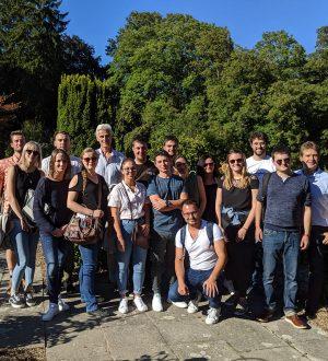 Equipe PP zoo Berne au séminaire 2019