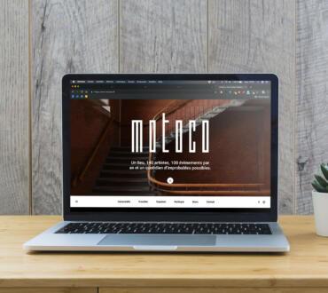 Site web Motoco
