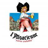 Logo L'Alsacienne Sans Culotte