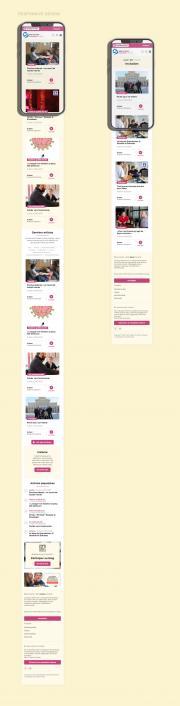 Insieme blog responsive