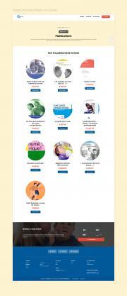 Insieme site boutique en ligne